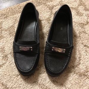 Coach driving moccasins/loafers
